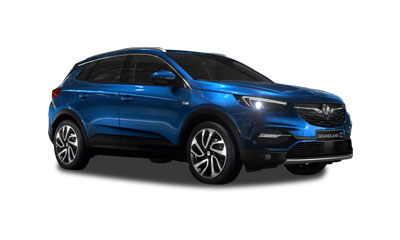 Vauxhall Grandland X - Available in Topaz Blue