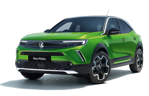 Vauxhall All-New Mokka